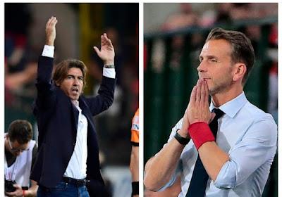 """Sa Pinto et Stuivenberg analysent ce match à deux visages : """"On est rentré dans le jeu du Standard"""""""