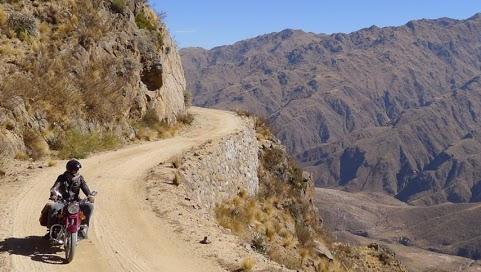 le toit des Andes
