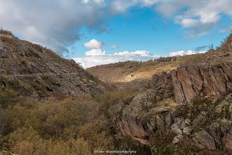 Photo: Ruta del Desfiladerro del Riaza. Ríofrío de Riaza. Segovia. Filtro: Polarizador y GND 0.9