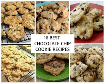 16 Best Chocolate Chip Cookie Recipes