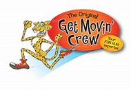 Image result for the get movin crew logo