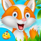 Toddler Fox Little Helper