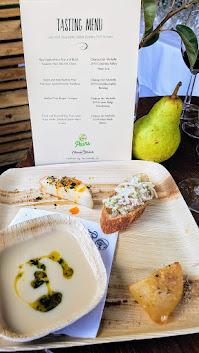 Feast Portland - Grand Tasting, tasting menu sponsored by USA Pears