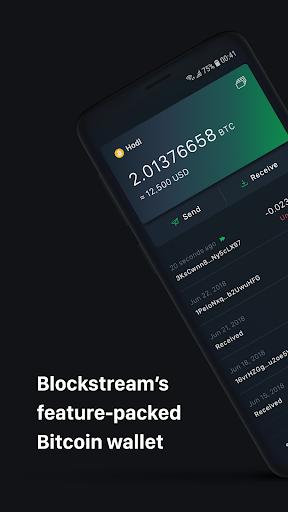 Green: Bitcoin Wallet 3.4.0 Screenshots 1