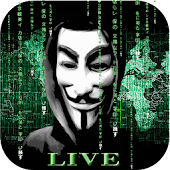 Anonymous Live Wallpaper Hack