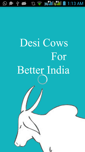 Desi Cows For Better India