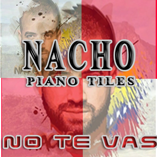 Nacho No Te Vas Piano Game