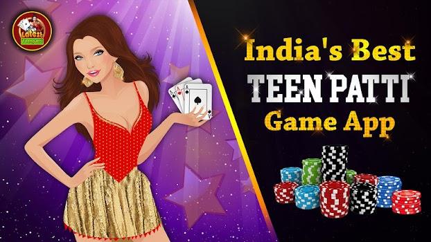 Latest Teen Patti - Poker Game
