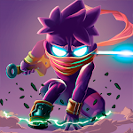 Ninja Dash Run - New Games 2019 1.3.25 (Mod Money)