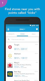 shopkick: Rewards & Deals screenshot 01