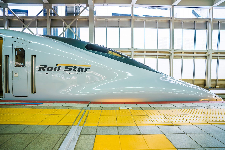 700 Series Hikari Rail Star2