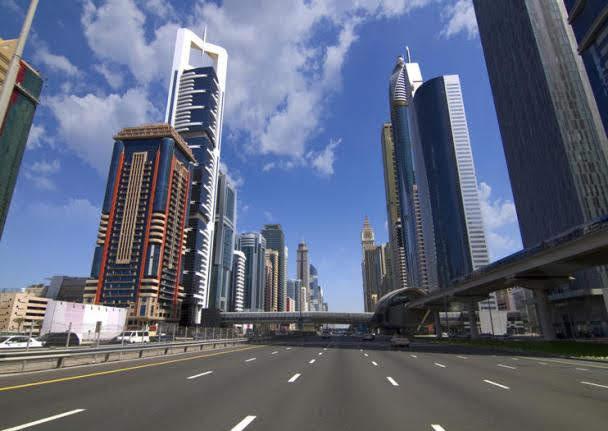 Shiekh Zayed Road