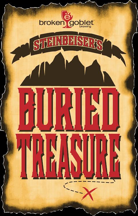 Logo of Broken Goblet Steinbeiser's Buried Treasure