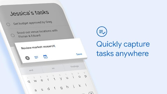Google Tasks: Any Task, Any Goal. Get Things Done Screenshot