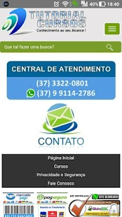 Tutorial Cursos- Cursos Online- screenshot thumbnail