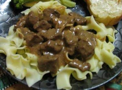 No Peek Beef Tips Recipe
