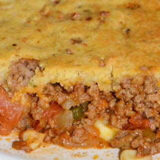 Weekend Warrior Tamale Pie Casserole – It's A Keeper.