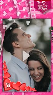 Láska Videoklip - Valentýnské Video Přání - náhled
