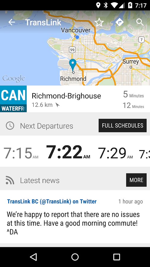 Vancouver translink bus-6720