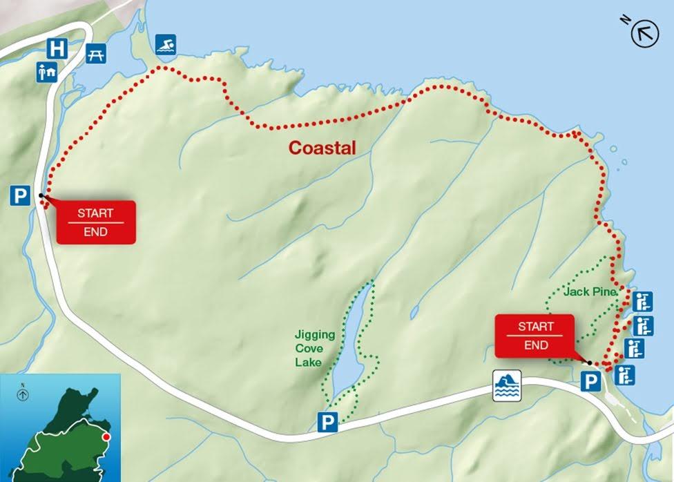 Coastal, Park Narodowy Cape Breton Highlands
