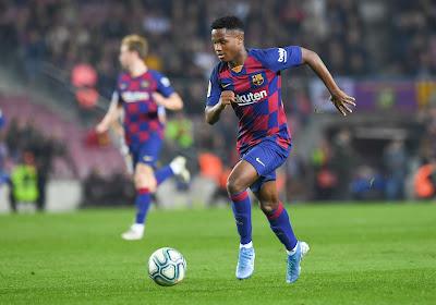 Opvallend: Engelse topclub had 136 miljoen pond over voor Ansu Fati, maar FC Barcelona heeft het bod geweigerd