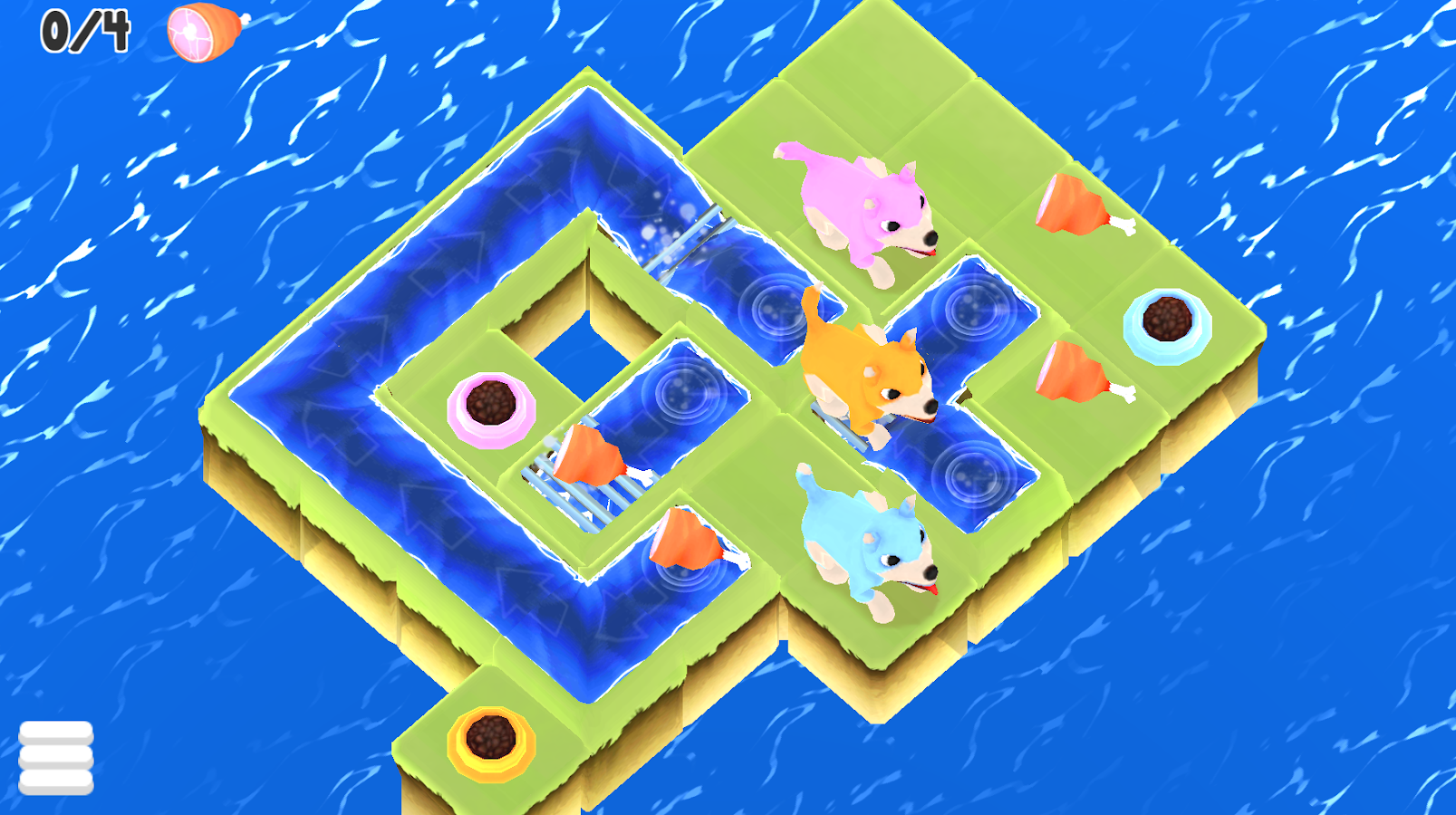 Puzzle Puppers- screenshot