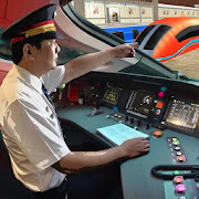 Impossible fast speed bullet train simulator 2018