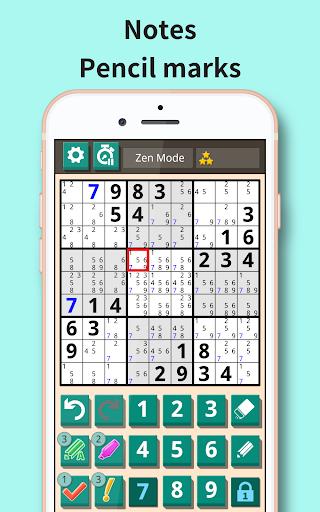 Sudoku classic modavailable screenshots 7