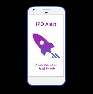 IPO Alert - náhled