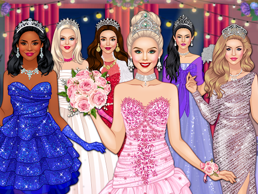 Prom Queen Dress Up - High School Rising Star  screenshots 9