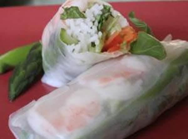 Vietnamese Fresh Spring Rolls Recipe