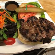 Classic Cumberland Burger