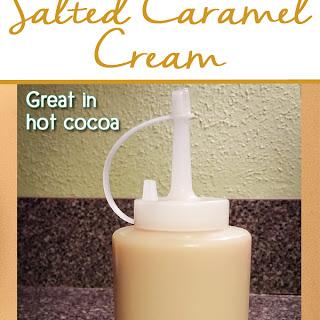 Salted Caramel Cream