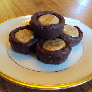 Low-Carb Peanut Butter Cups.
