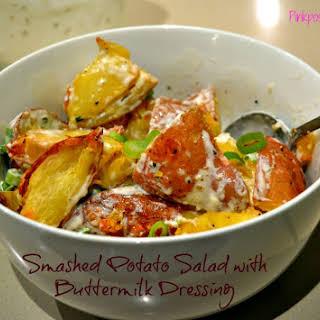 Smashed Potato Salad.