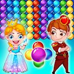 Cinder Princess Bubble Icon