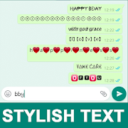 Stylish Text : Chat with Styles (Stylish Fonts)