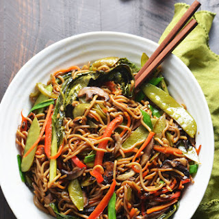 Spicy Lo Mein Sauce Recipes