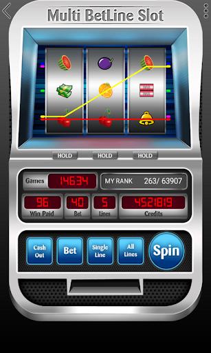 Slot Machine - Multi BetLine  screenshots 4