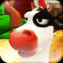 Hay Way Run Game icon