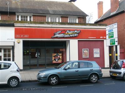 Pizza Hut Delivery On Bristol Road South Pizza Takeaway In