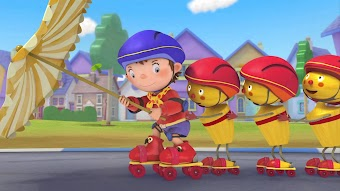Noddy Saves the Roller Disco