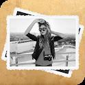 Black And White Photo Frames icon