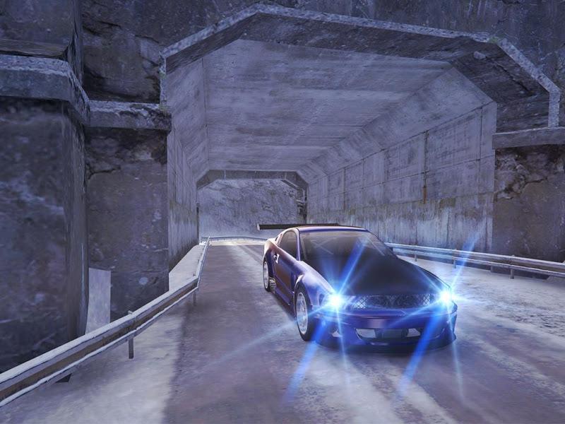 Скриншот Arctic Ridge Frost Racing Lite