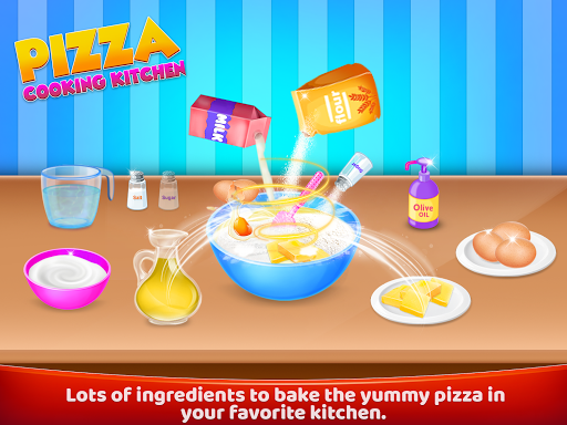 Pizza Cooking Kitchen Game 0.2 screenshots 2