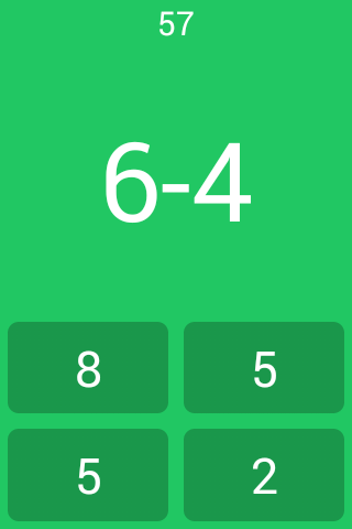 Multiplication Table Kids Math- screenshot