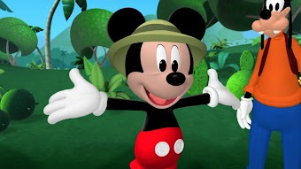 Mickey and Minnie's Jungle Safari