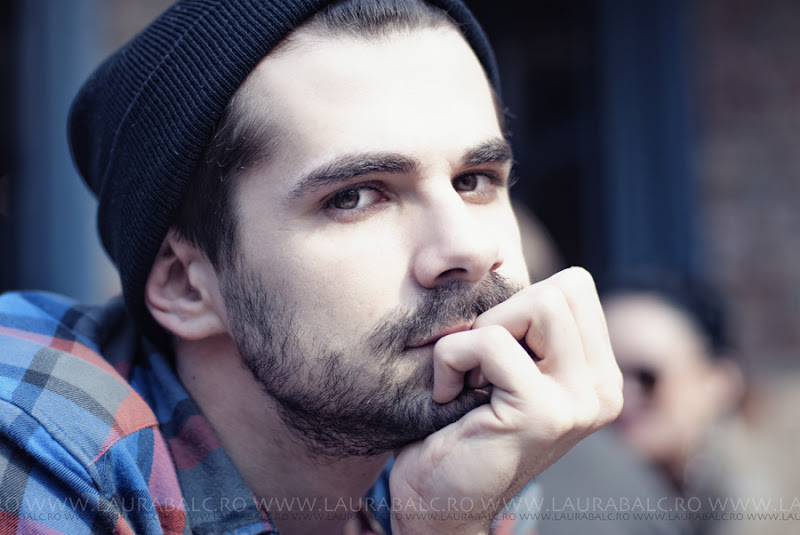 Photo: Backstreet boy  I present you Cosmin a dear friend of mine from Transylvania, Cluj, my birth town where I was this two weeks for some photo-sessions and that is the reason for me absente here on G+  Enjoy your day everyone!  #PortraitTuesday