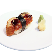 Broiled Eel Sushi