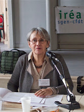 Photo: Françoise Lorcerie, directrice de recherche émérite CNRS